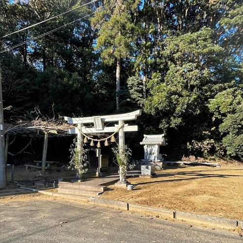鶴来天神社